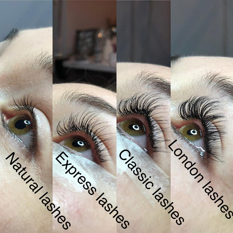 a4fabd29b5c Eyelash extensions are semi-permanent lasting up to 8 weeks depending on  the life cycle of your own natural lashes, and which lash extensions you  book in ...